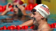 Ledecky notches 400m free win in Mission Viejo