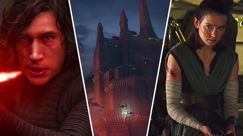 Star Wars Episode 9 Plot Rumours Best Worst
