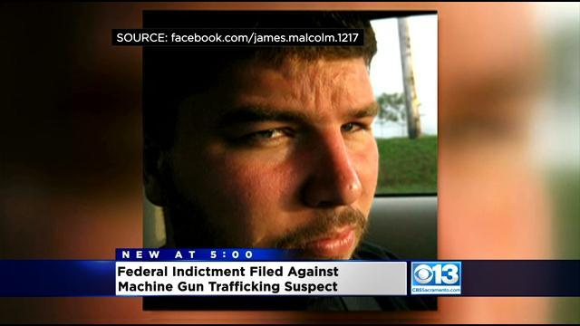 Federal Grand Jury Indicts Carmichael Man On Weapons-Related Charges