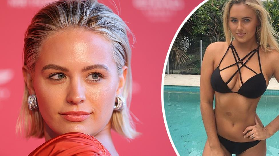 Surprising response to Jesinta Franklin's 't*ts and a*se' Instagram comments