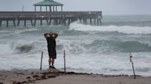 Florida prepares for Tropical Storm Isaias as it moves up U.S. East Coast