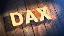DAX has a strong week, testing important resistance line