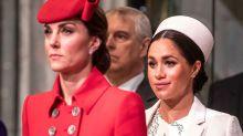 Kate Middleton 'couldn't understand' Meghan Markle's family rift