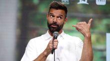 """Ricky Martin: """"Es locura que Trump no pida a las personas usar mascarillas"""""""