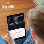 Harry Pottering around at home? Rowling to rescue bored kids in lockdown