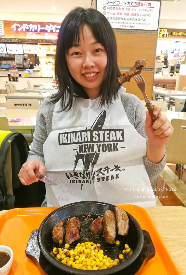 ikinari steak 日本人氣立食牛排18