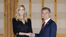 Inside Ivanka Trump's trip to South Korea for the Olympics: K-pop, kosher meals, and the closing ceremony