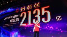 Alibaba bricht erneut Umsatzrekord beim Singles' Day in China