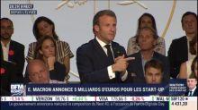 French Tech: 5 milliards d'euros mobilisés pour les start-up françaises