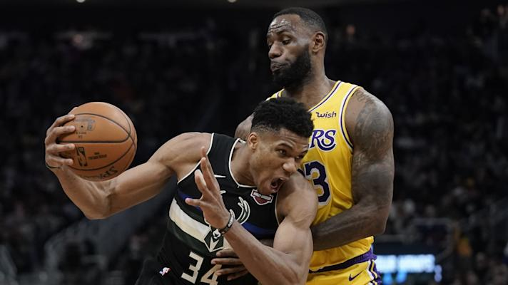The Rush: LeBron and Giannis: Two Captains, My Captains