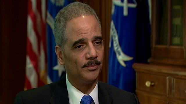 Eric Holder on Decision Day: The Country Will Be Less Safe