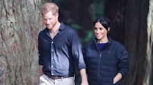 Couple claim Meghan Markle took their photo on New Year's Day hike