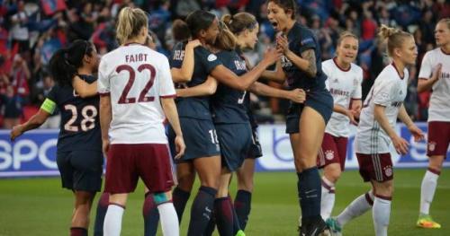 Foot - C1 (F) - Ligue des champions féminine : Le PSG et l'OL fixés sur les horaires de leurs demi-finales
