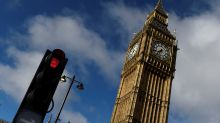 London stock drop in step with global equity rout