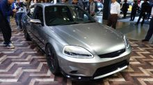 1997 Honda Civic Type R EK9 goes cyberpunk for Tokyo Auto Salon