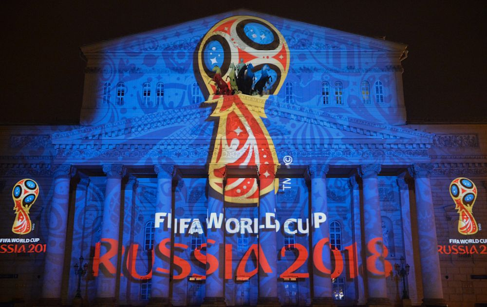 The 2018 World Cup Draw will take place on Friday, Dec. 1 in Moscow.