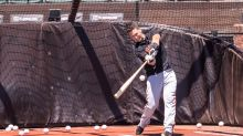 After Year Off, Giants' Posey Feels Good as He Prepares for Return