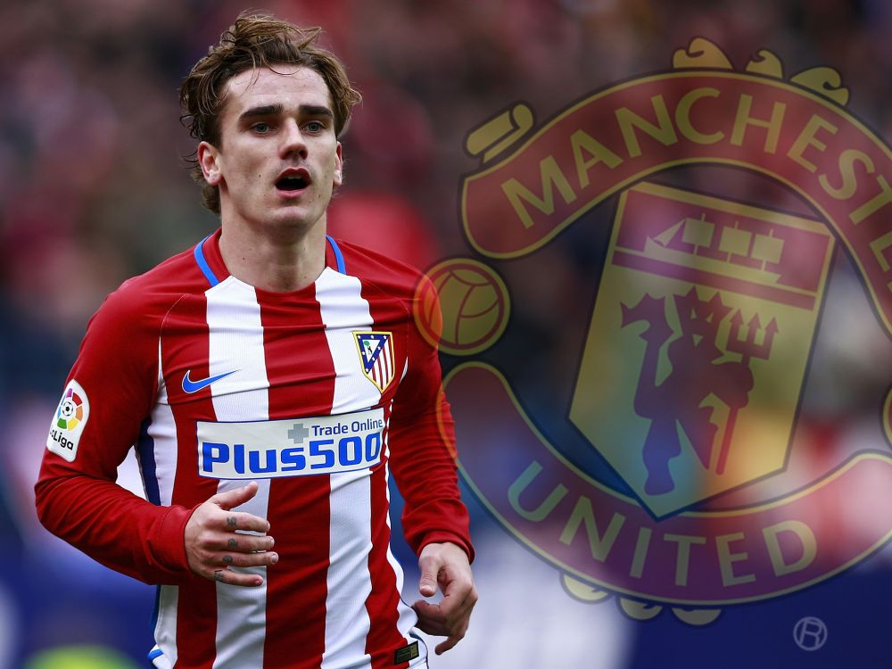Griezmann is a long-term target of Manchester United: Getty
