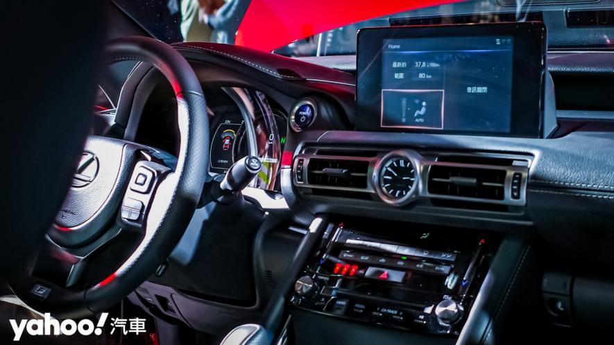 平均降幅1至4萬!2021 Lexus IS小改款超殺上市! - 10