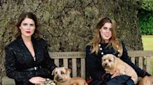 Princesses Beatrice and Eugenie aren't the first royals to star in a fashion magazine