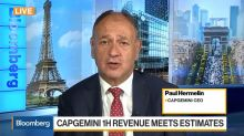 Capgemini CEO Discusses AI, Acquisitions, Impact of Hard Brexit
