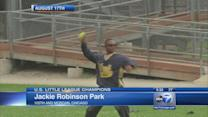 Will more kids play ball after Jackie Robinson West Little League win?