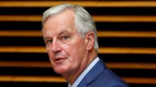 EU's Barnier says Brexit deal 90 percent done, but Ireland issue could derail it
