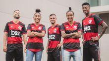 Incomodado com a Adidas, Flamengo estuda como otimizar a distribuição de camisas