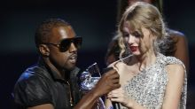 Kanye West diz que foi mandado por Deus para interromper discurso de Taylor Swift no VMA