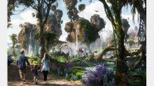 迪士尼「阿凡達樂園」5月27日開幕!潘朵拉星球場景美得難以置信