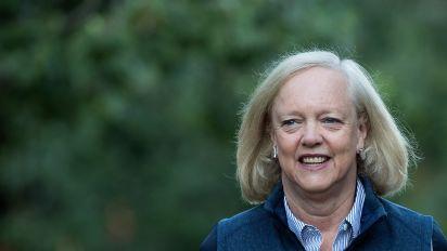 Whitman stepping down as HP Enterprise CEO