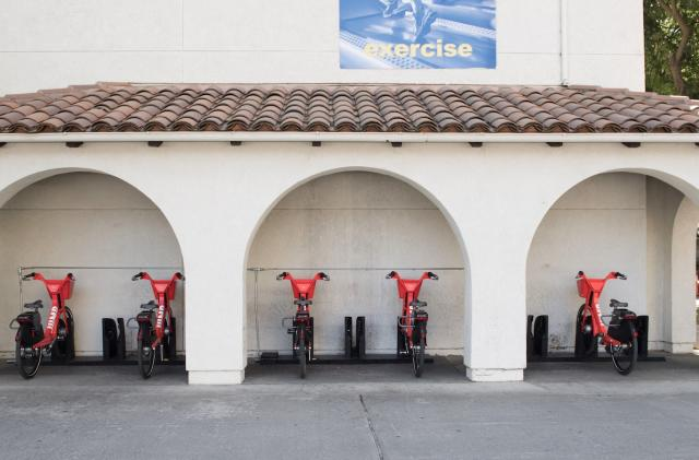 Uber's 'sustainable mobility' plan includes e-bike charging stations