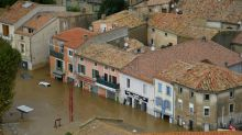 Terror-hit French town suffers second trauma in floods