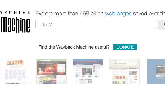 The Wayback Machine and Cloudflare team up to keep websites online