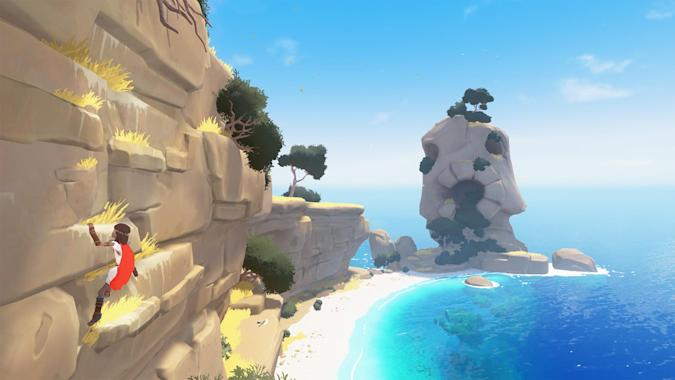 Island puzzler 'Rime' is coming to the Nintendo Switch