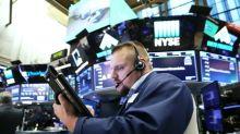 Global stocks rise as bond yields buoy financials; oil drops