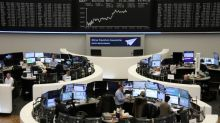 European shares drop from record high on threat of U.S. auto tariffs