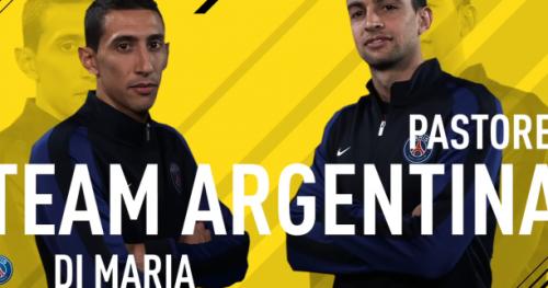 Foot - jeux vidéo - FIFA 17 : Di Maria et Pastore ne font pas le poids face aux jeunes