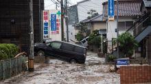 Japon : les inondations ont fait au moins 199 morts