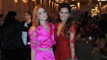 Climão! Marina Ruy Barbosa e Mariana Rios se evitam em eventos