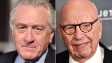 Robert De Niro Questions Rupert Murdoch's Contribution To America In New Interview
