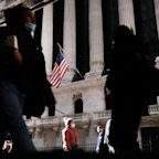 Stock market news live updates: Dow posts best month since 1987 as vaccine news boosts stocks
