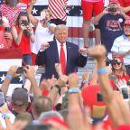 Is President Trump Planning Rally During Joe Biden's Inauguration?