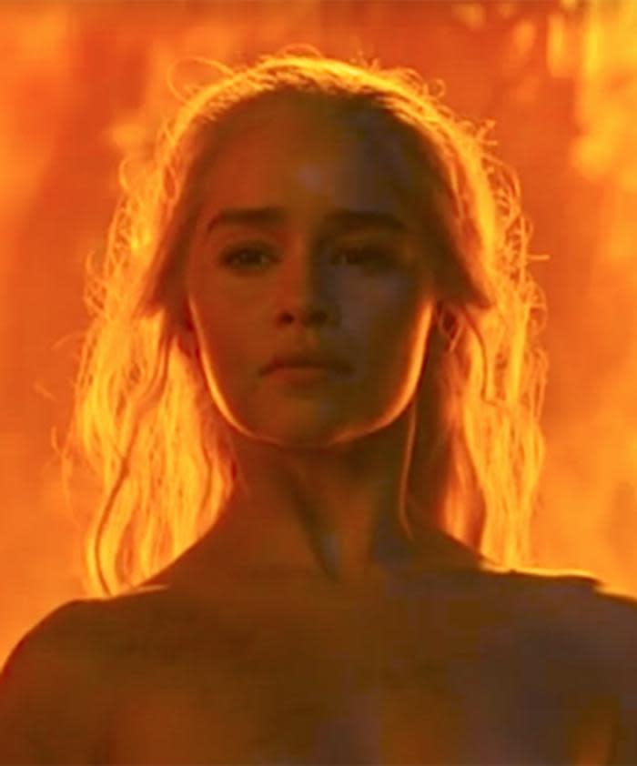 Emilia Clarke Basically Says Dany Will Survive GoT Season 8