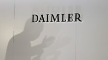 Daimler slumps as diesel costs wipe out profit growth