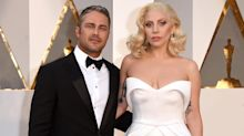 Lady Gaga Speaks About Her Broken Engagement with Taylor Kinney at Joe Biden Rally