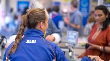 Shoppers 'in tears' over stunning moment at Aldi checkout