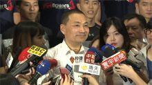 快新聞/侯友宜施政滿意度高達87.1%!以新任首長躋身「五星俱樂部」