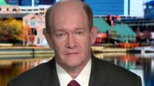Sen. Chris Coons says Wisconsin voters will back Joe Biden because they want a uniting, optimistic president