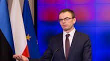 Estonia's foreign minister describes the challenges diplomats face dealing with Trump